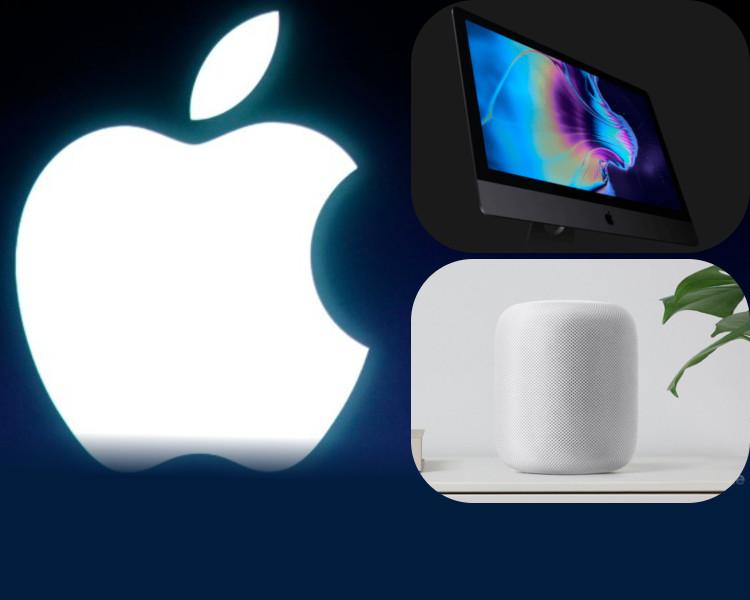 Apple今場焦點落在HomePod及最強iMac身上。