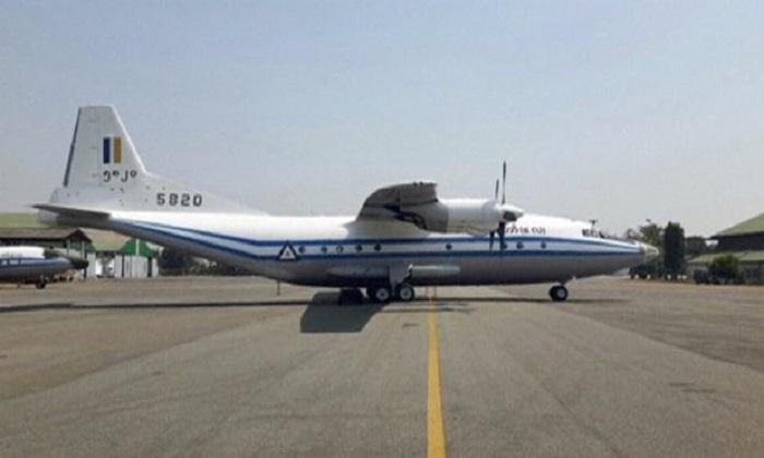 緬甸軍機墮海 救援隊發現29具屍體包括8小童