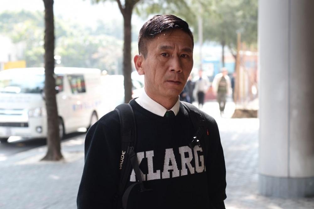 郭紹傑指救生員集體請假抗議人手不足問題。資料圖片