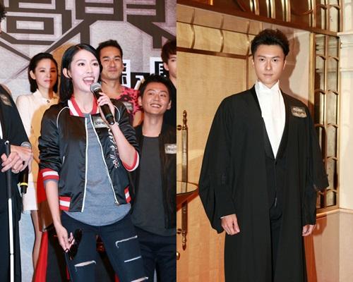 蔡思貝避談男友麥秋成;王浩信直言此劇最少露了5次肌。
