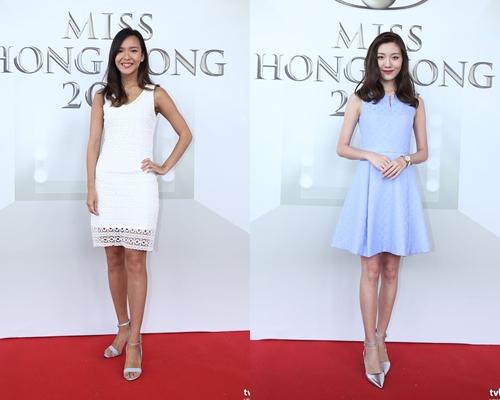 Angela、Nicole Kam(TVB圖片)