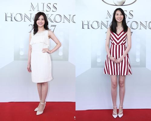 Sandy、Suki(TVB圖片)