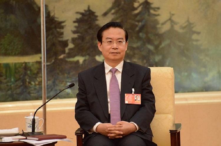 原福建省长苏树林 严重违纪被开除党籍公职 - 星岛