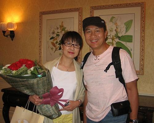 郭鋒同老婆多年來非常恩愛,一時間難以接受生離死別。