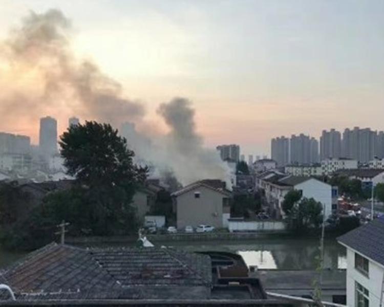 火災已被撲熄。網上圖片