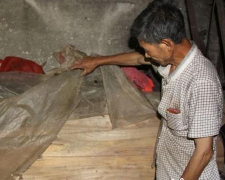 夏科新已為哥哥準備了百年歸老後的棺木。