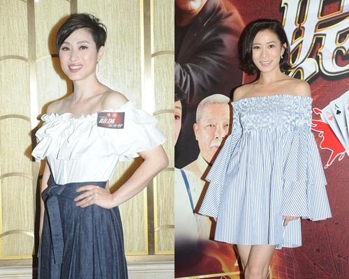 陳法蓉與佘詩曼感情事均受到關注。