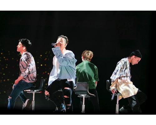 4子在T.O.P入伍後也曾合體在日本舉行粉絲活動,之後就各自Solo發展。