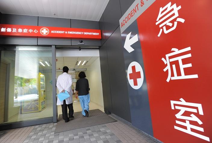 衞生防護中心預期流感活躍程度於未來數周仍會持續高企。資料圖片