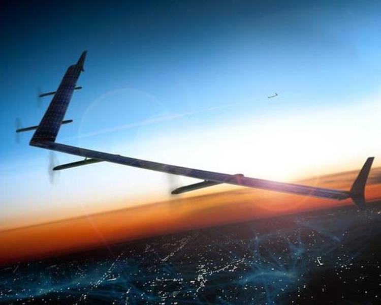太陽能無人機有更高空間辨識能力。