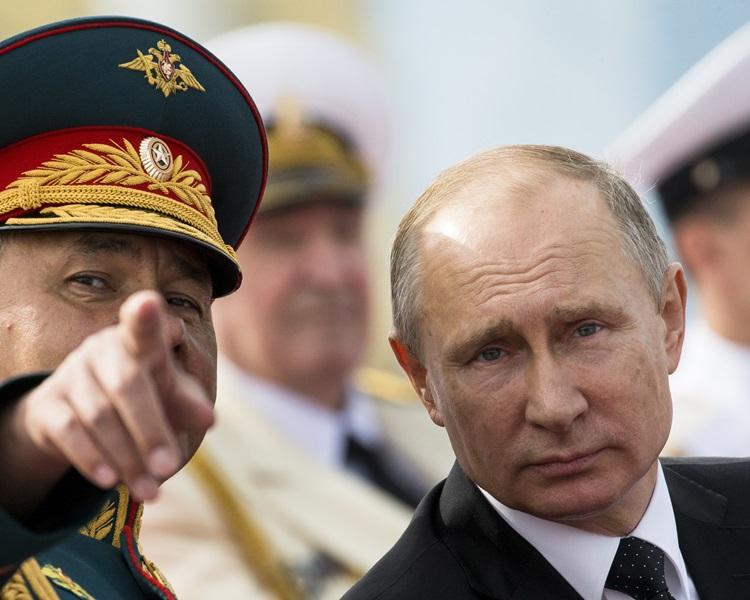 普京表示是美国的无理举措,使得俄美关係恶化。