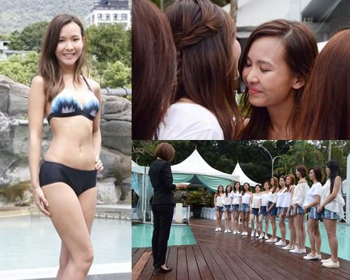 宣萱讀出劉穎敏被Foul ,網民睇直播都覺殘忍。