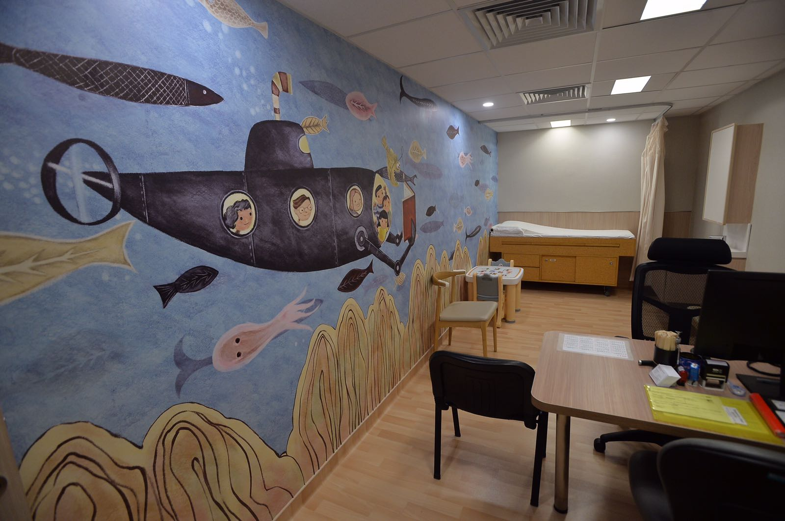 港安醫院荃灣門診啟用。