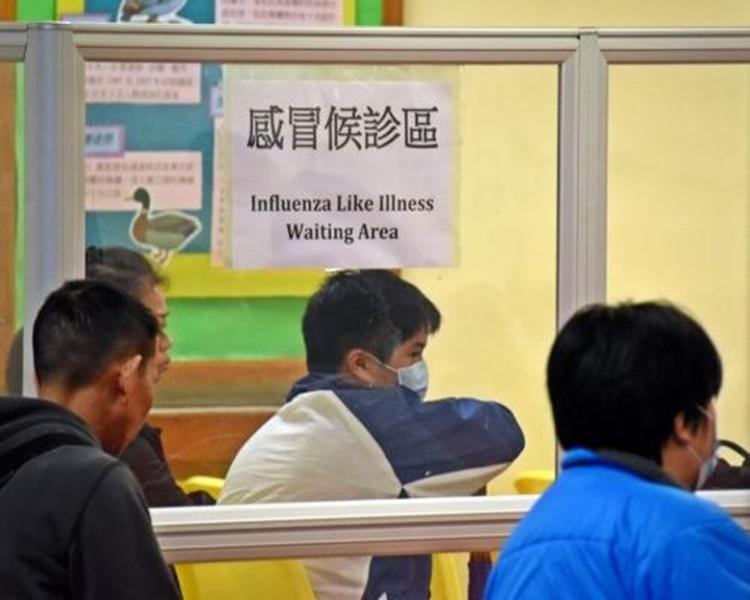 公院流感個案大減,上周減半至每日135宗。資料圖片