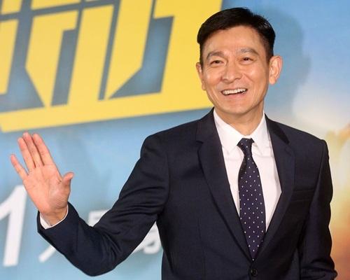 劉德華北京之後就去了台北。