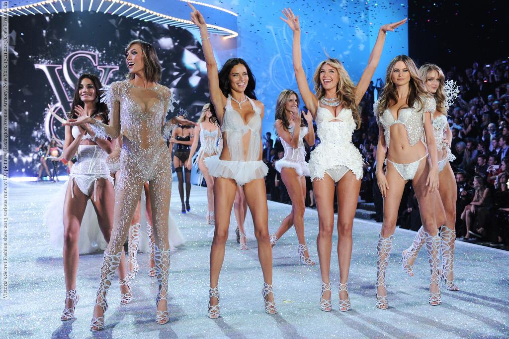 維密騷是美國著名內衣品牌的年度活動。