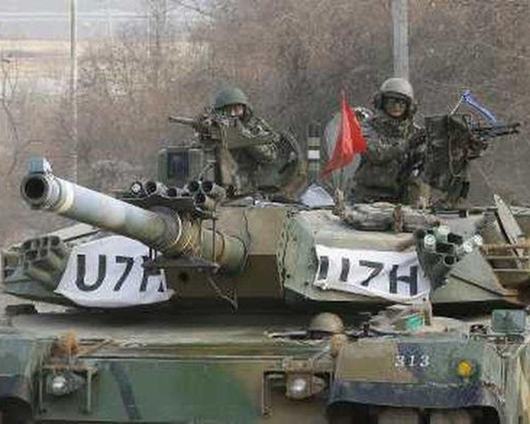 美韓聯合軍演將按原定計畫於本月21日至31日進行。AP
