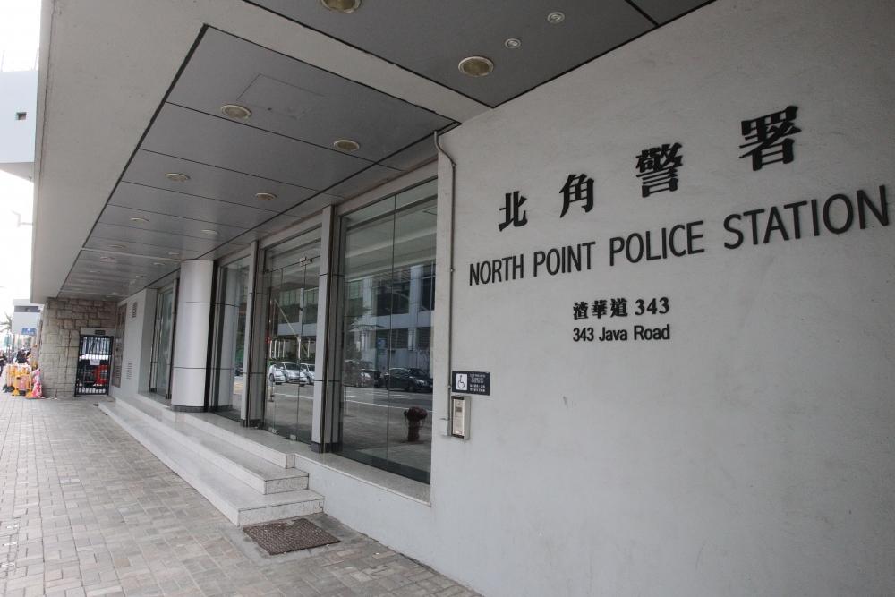 案件交由東區警區刑事調查隊第三隊跟進調查,案件仍在調查。