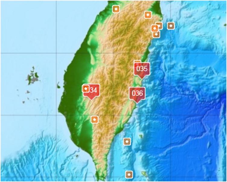 台灣中央氣象局
