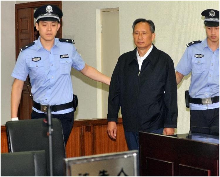 張曙光被檢方指控涉嫌受賄4755多萬元人民幣。資料圖片