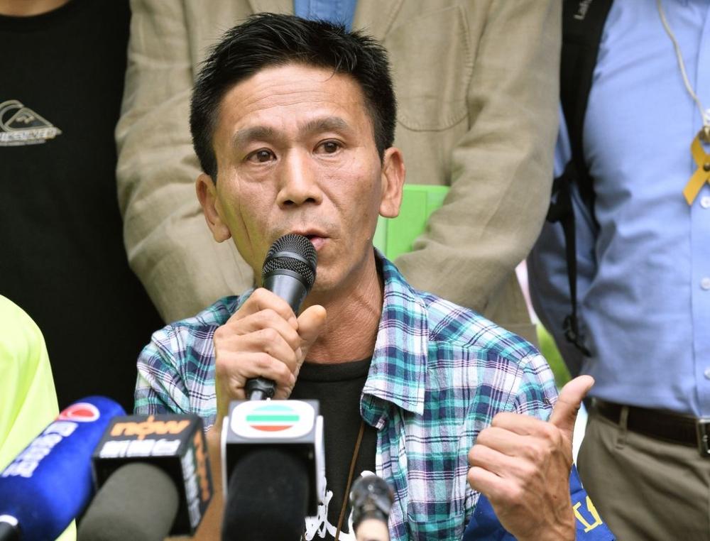 郭紹傑考慮在會員大會上提出上訴。資料圖片