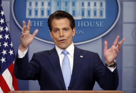 史卡拉穆奇擔任聯絡室主任10天就遭撤換。AP