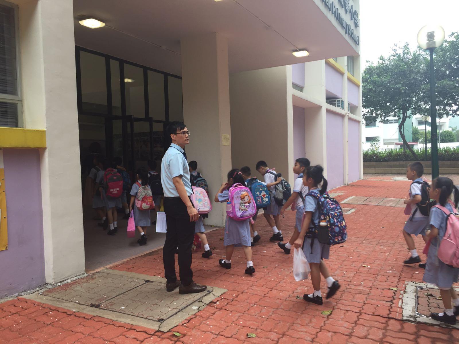方潤華小學獲派488小一生,最終只有133人註冊。