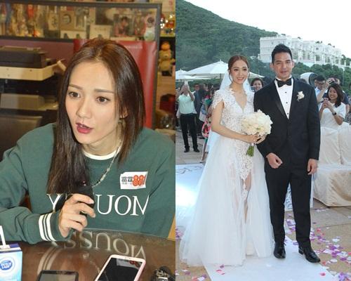 王君馨昨日爆完老公唔做家務,今日再爆老公頻買嘢,搞到她要努力賺錢搬大屋。