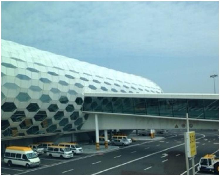 深圳機場於9月2日至6日實施特別安檢措施。