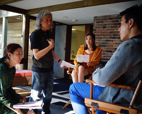 導演潘源良與Sammi、阿Sa及佟大為等人遠赴北美拍攝。