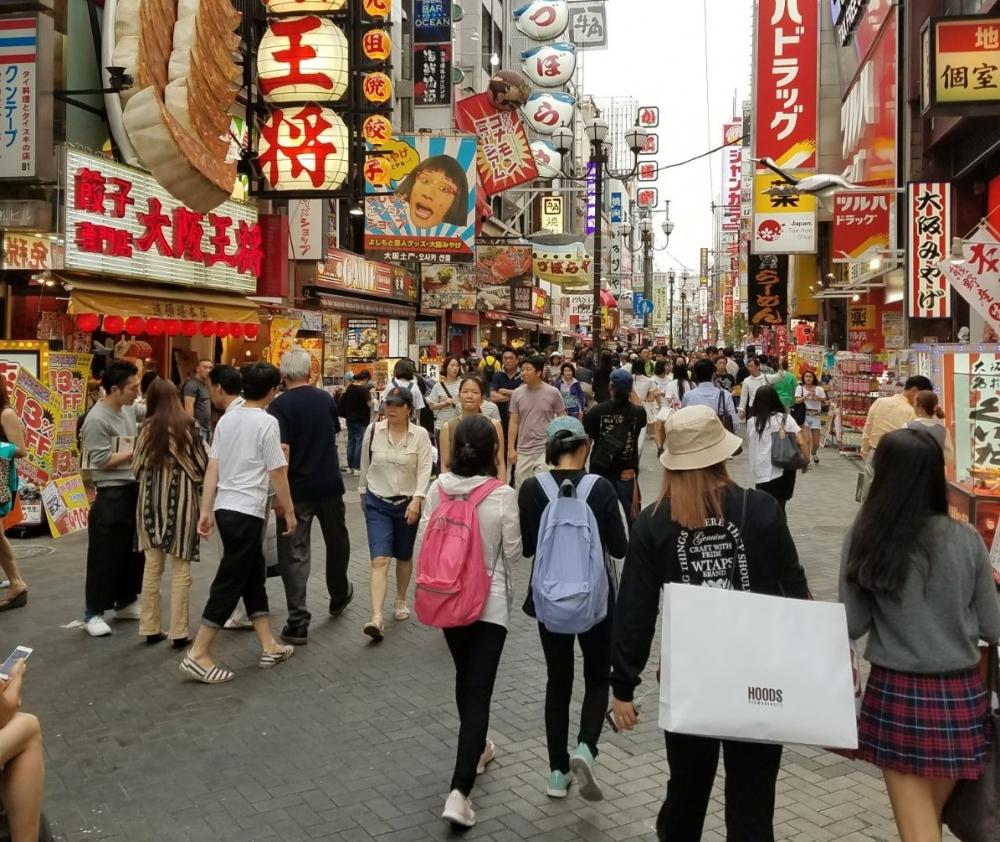 日本政府考慮實施離境稅。資料圖片