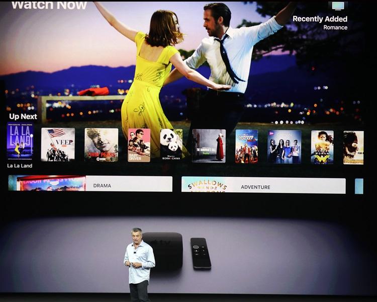 新Apple將支援4K輸出。AP