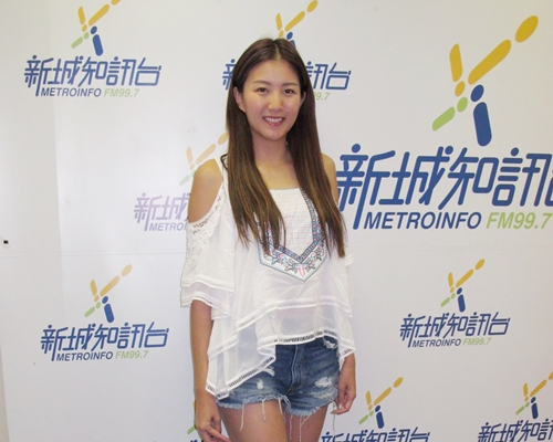 陳嘉桓遺憾現實中未做過校花,想透過拍電影彌補。