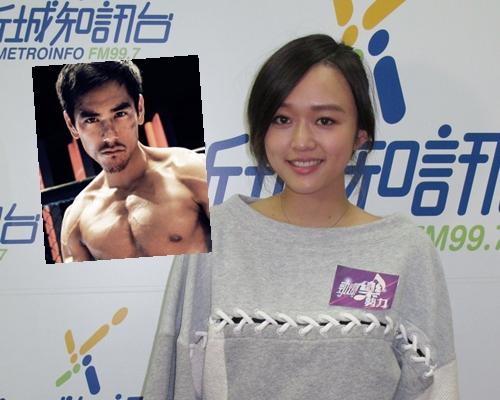 陳明憙想嘗試演戲,最想跟台灣型男彭于晏合作。