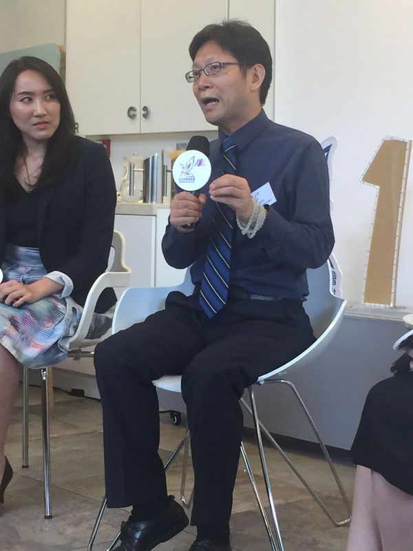 竇瑞剛會出席論壇分享騰訊以互聯網及公益模式推動慈善。