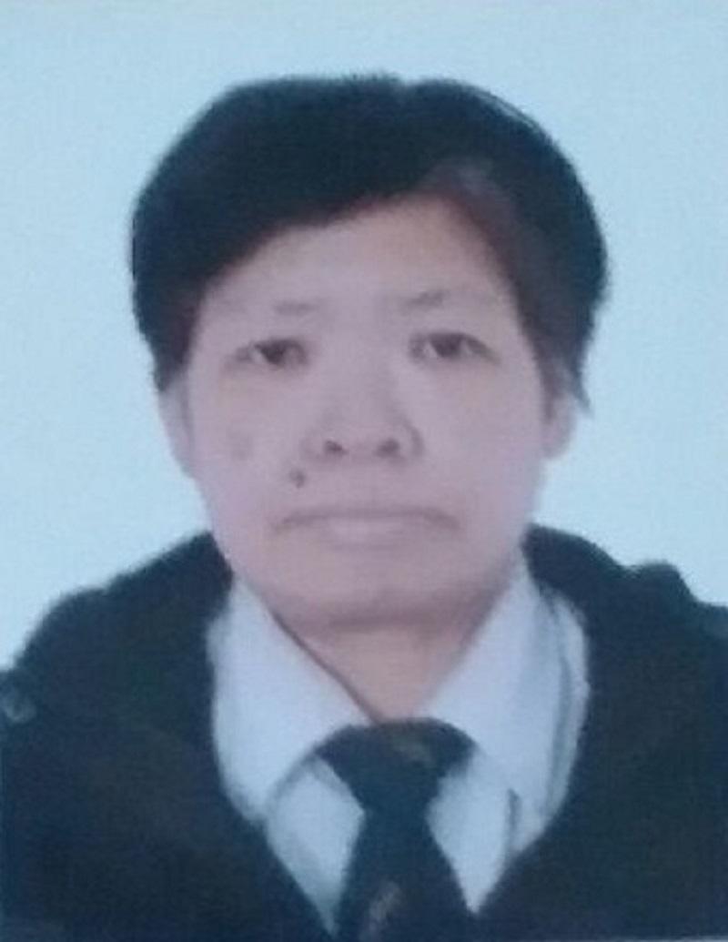 58歲失蹤女子何翠蟬。警方提供