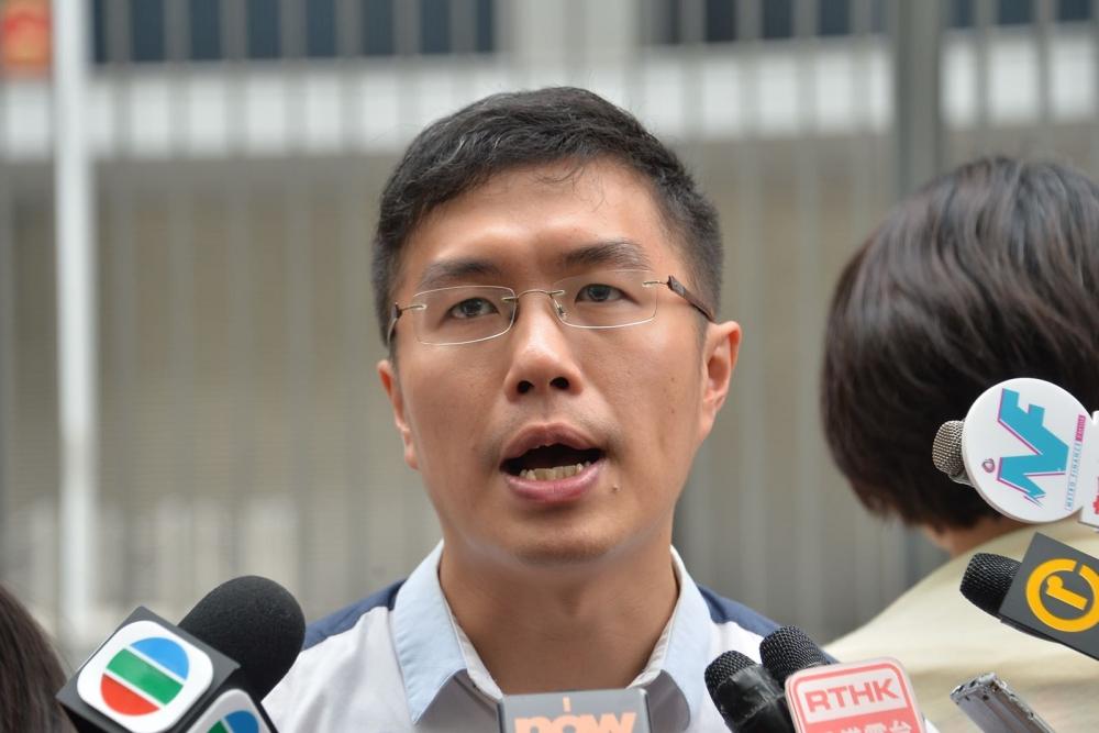 他指出自己要重建進步陣營力量。