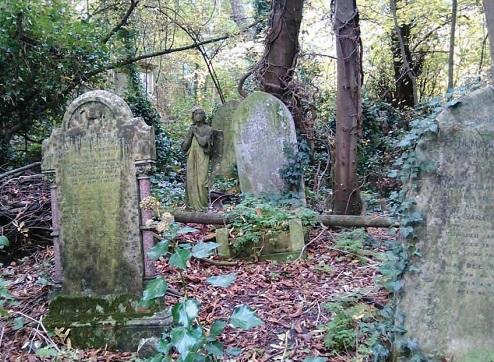 布洛克指,在郊路厄斯罕地區附近的墓園發現卡特布什的墳墓。 網上圖片