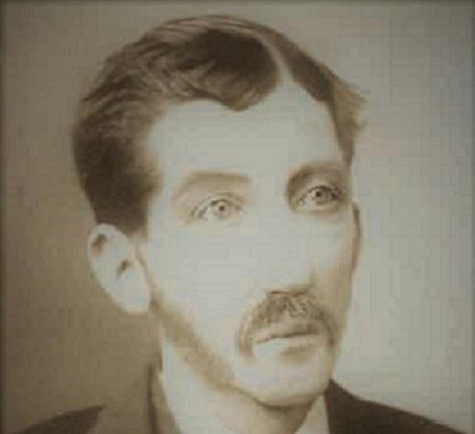 被懷疑是兇手的卡特布什(Thomas Cutbush)。 網上圖片