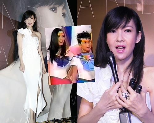 周慧敏、湯寶如、王馨平將合體唱《美少女戰士》,令人期待。