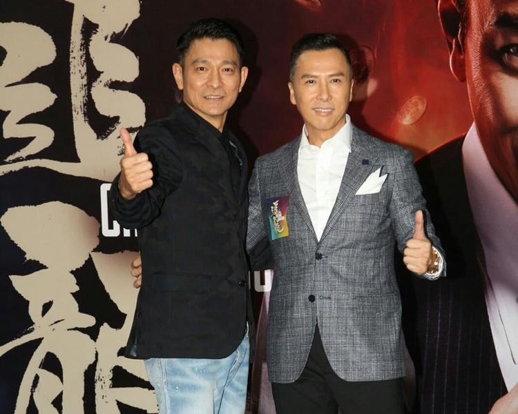 華仔坦言相信每位演員也被刪減了20%。