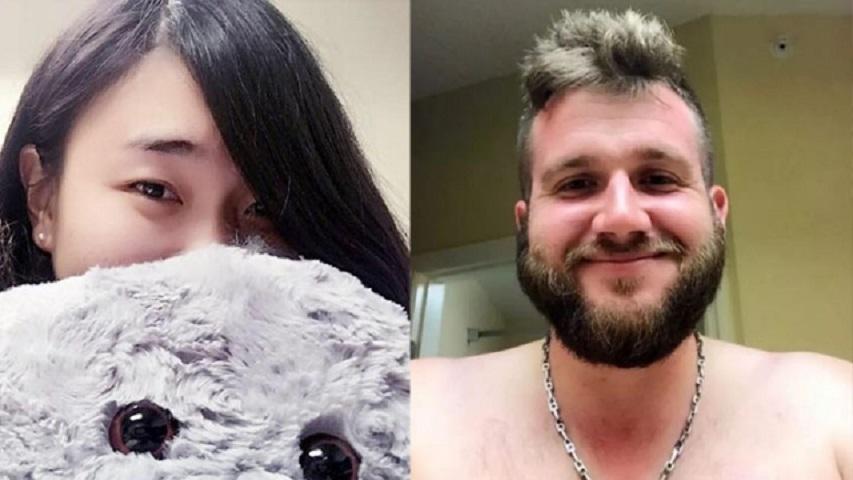 死者李淑仪(左);前男友布莱恩(右)已被捕。网图