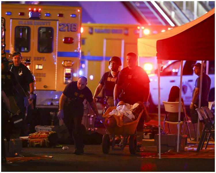 事件至少造成2人死亡,24人受傷。AP圖片