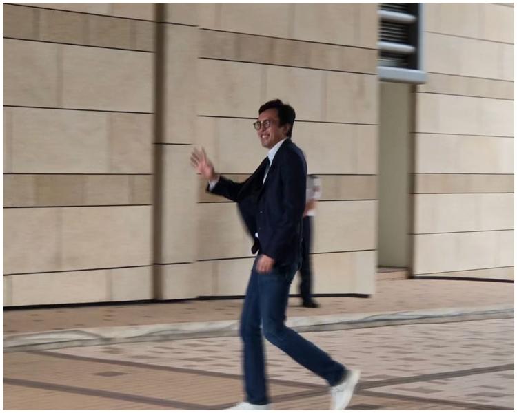 社民連主席吳文遠。