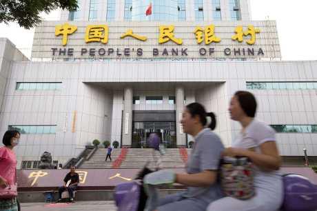 人行公布9月份中國外匯儲備達3.1萬億美元。