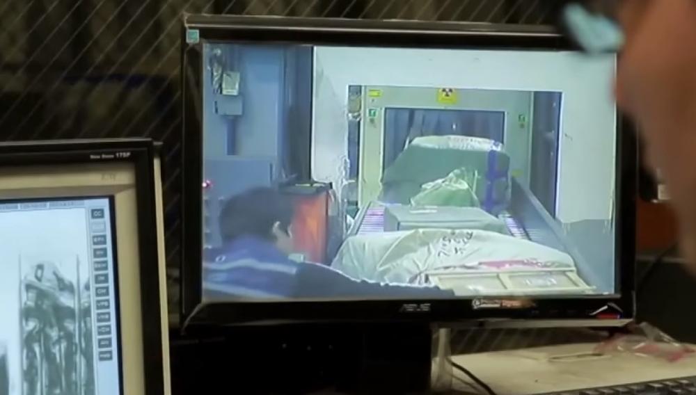 桃園機場海關懷疑將過百公斤毒品流入台灣。網上圖片