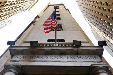 美股周三上升。AP