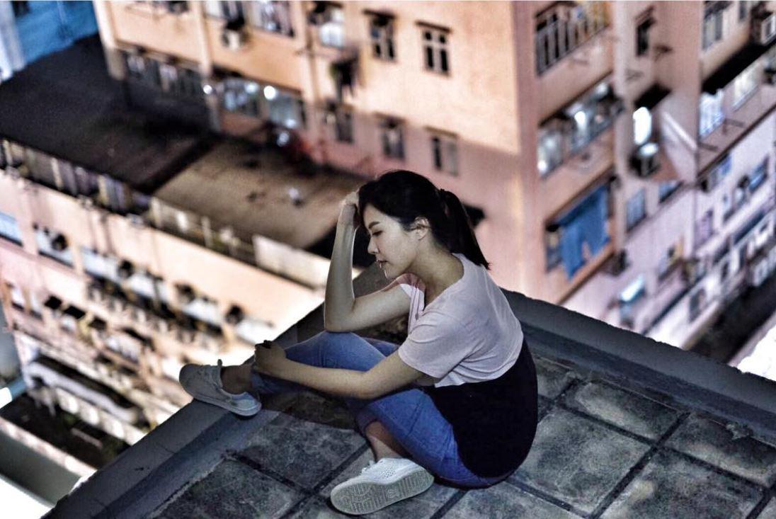 劉佩玥感恩生病時有家人、朋友照顧自己。