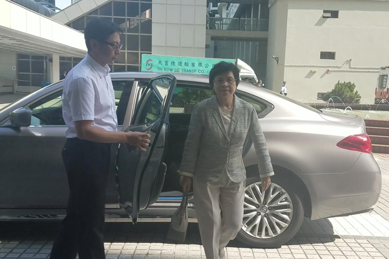劉吳惠蘭今午將出庭作供。