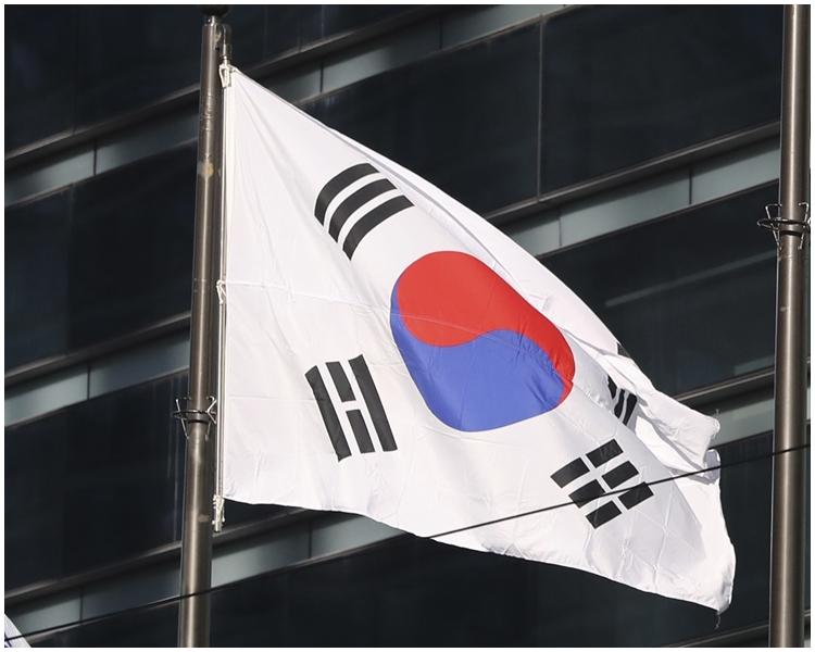 5旅華南韓人已回國。AP圖片